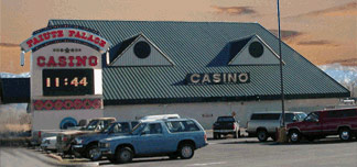 Paiute palace casino gambling age bar at ameristar casino